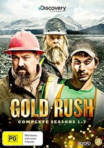 Gold Rush: Complete Seasons 1-7 Collection [Import]