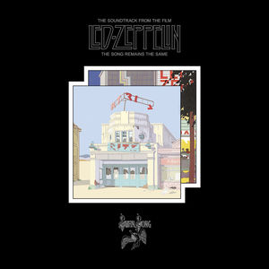 Song Remains The Same , Led Zeppelin