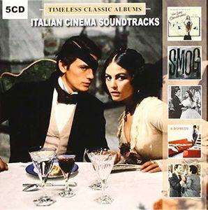 Timeless Classic Albums: Italian Cinema Soundtracks /  Various [Import]