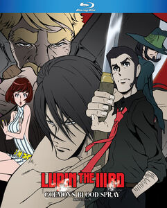 Lupin The Iiird: Goemon's Bloodspray