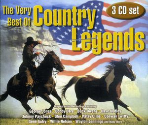 The Very Best Of Country Legends