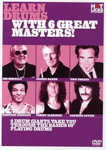 Learn Drums With 6 Great Masters