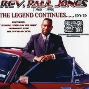 The Legend Continues...On DVD