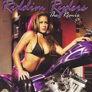 Riddim Ryders The Remix , Various Artists