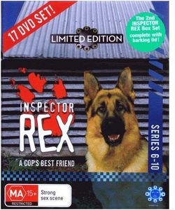 Inspector Rex-Box Set 2 (Series 6-10) [Import]