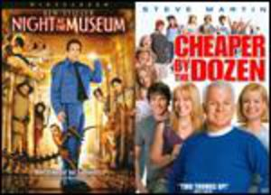 Night at the Museum/ Cheaper By the Dozen 2Pak