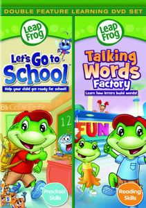 Leapfrog Lets Go to School /  Talking Words [Import]