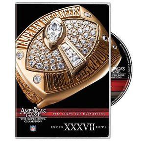 Tampa Bay Buccaneers Super Bowl 37