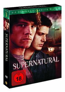 Supernatural-S. 3 [Import]