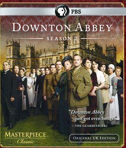 Downton Abbey: Season 2 (Masterpiece)
