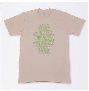 2010 Collection Crew Neck T-Shirt Creme - M