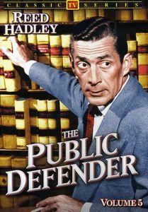 The Public Defender: Volume 5
