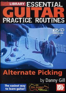 Gill, Danny: Essential Guitar Practice