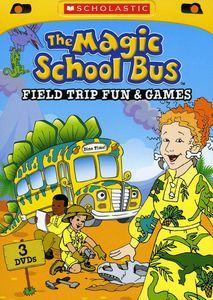 The Magic School Bus: Field Trip Fun & Games