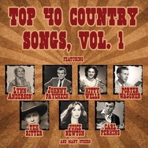 Top 40 Country, Vol. 1