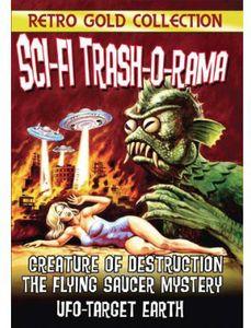 """Sci-Fi Trash-O-Rama: 3 Sci-Fi """"Epics"""""""