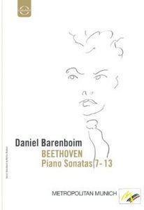 Piano Sonatas 7-13