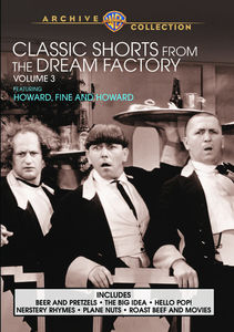 Classic Shorts From the Dream Factory: Volume 3