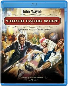Three Faces West , John Wayne