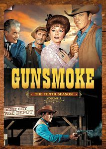 Gunsmoke: The Tenth Season Volume 2 , James Arness