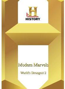 Modern Marvels: World's Strongest 2
