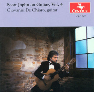Scott Joplin on Guitar 4