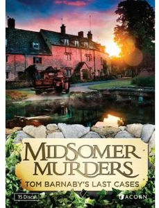Midsomer Murders: Tom Barnaby's Last Cases