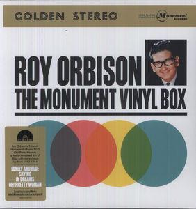 Monument Box Set , Roy Orbison