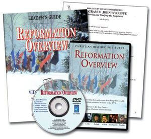 Reformation Overview Curriculum