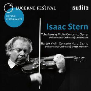 Stern Plays Tchaikovsky Bartok