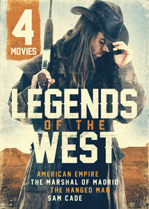 4-Movie Legends of the West 2
