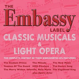 Classic Musicals & Light Opera Collection /  Various