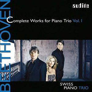 Complete Works for Pno Trio 1