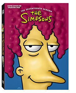 The Simpsons: The Seventeenth Season (Molded Head)