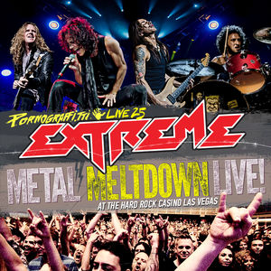 Pornograffitti Live 25 /  Metal Meltdown