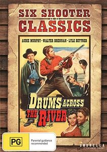 Drums Across The River (Six Shooter Collection) [Import]