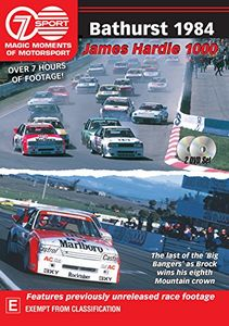 Magic Moments Of Motorsport: Bathurst 1984 [Import]