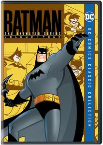 Batman: The Animated Series: Volume 4