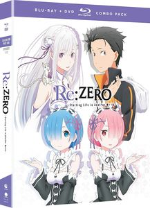 Re:ZERO - Starting Life In Another World: Season One - Part One