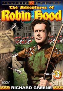 The Adventures of Robin Hood: Volume 3
