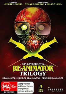 Re-Animator Trilogy [Import]