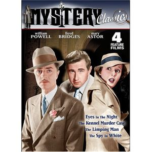 Mystery Classics (4 Feature Films)