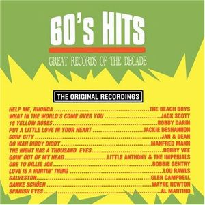 60's Pop Hits 1 /  Various , Various Artists