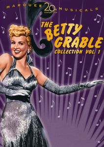 The Betty Grable Collection: Volume 1