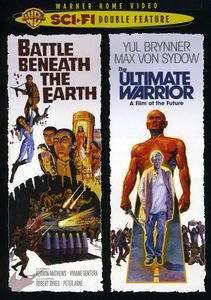 Battle Beneath the Earth /  The Ultimate Warrior