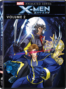 Marvel X-men: Animated Series: Volume 2
