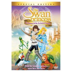 Swan Princess-Mystery of the Enchanted Treasure