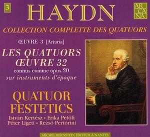 Collection Complete Des Quatuors 3