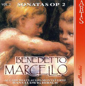 Sonatas Op 2 Vol 2