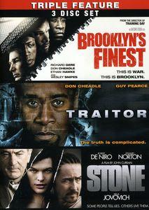 Brooklyn's Finest /  Traitor /  Stone , Don Cheadle